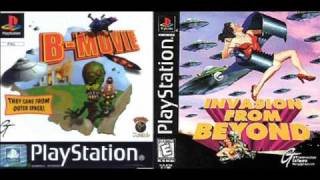 invasion from beyond / B-movie soundtrack