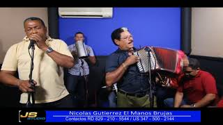 Nicolas Gutierrez El Naranjar En Vivo JS Studio
