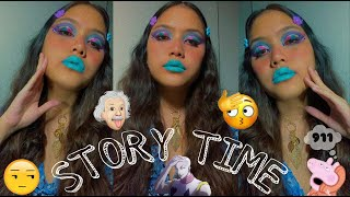Story time Makeup Transformation 2021  | TikTok Completed Short Stories  | Tales of the Time