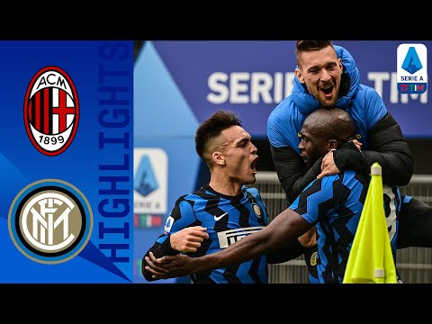 AC Milan Inter Goals And Highlights
