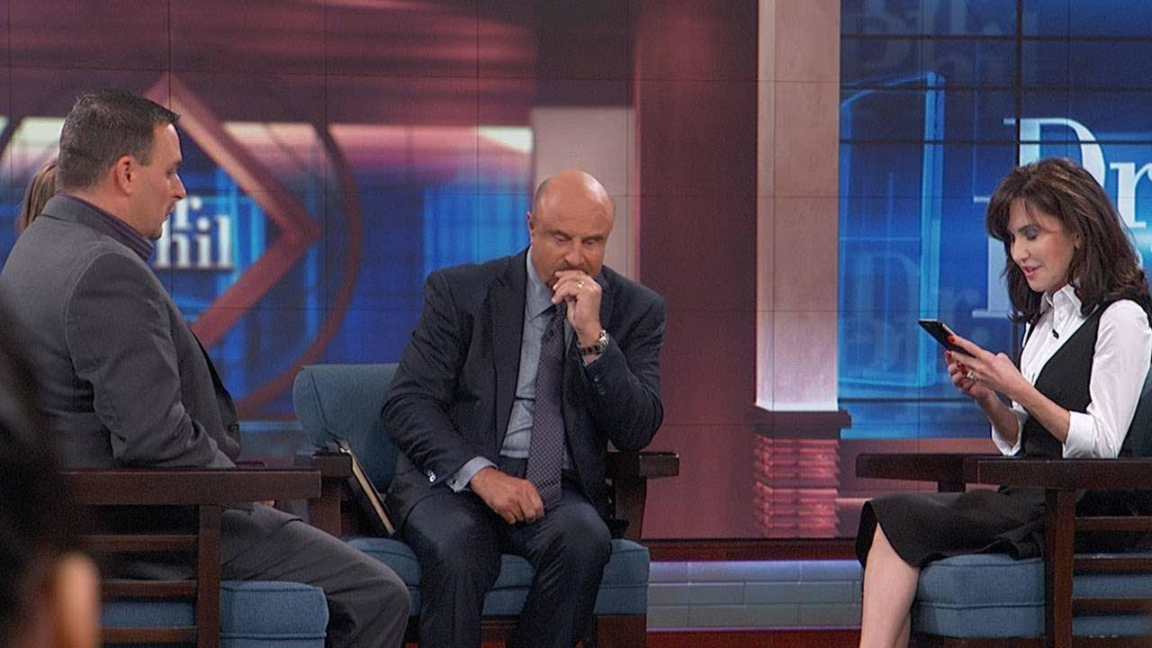 Dr  Phil Shares A Personal Story About Tragedy In The Hopes Of Inspiring  Exes At Odds To Change T…