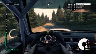 Dirt 3 PC Full HD gameplay maxed out GTX 560 - Rally