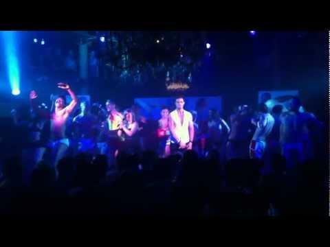 Stand Up (West End Bares 2012) - Mark Evans & Louise Dearman