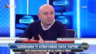 (..) Beyaz Futbol 14 Ocak 2017 Kısım 3/6 - Beyaz TV
