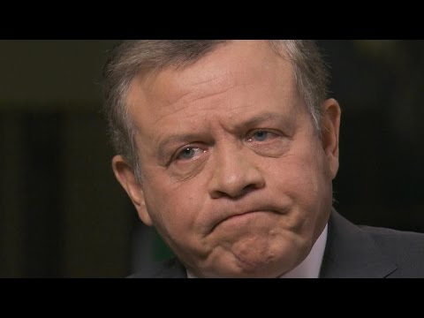 Interview with King Abdullah of Jordan