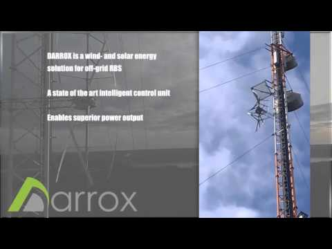 Darrox - Energy solution for off-grid telecom RBS
