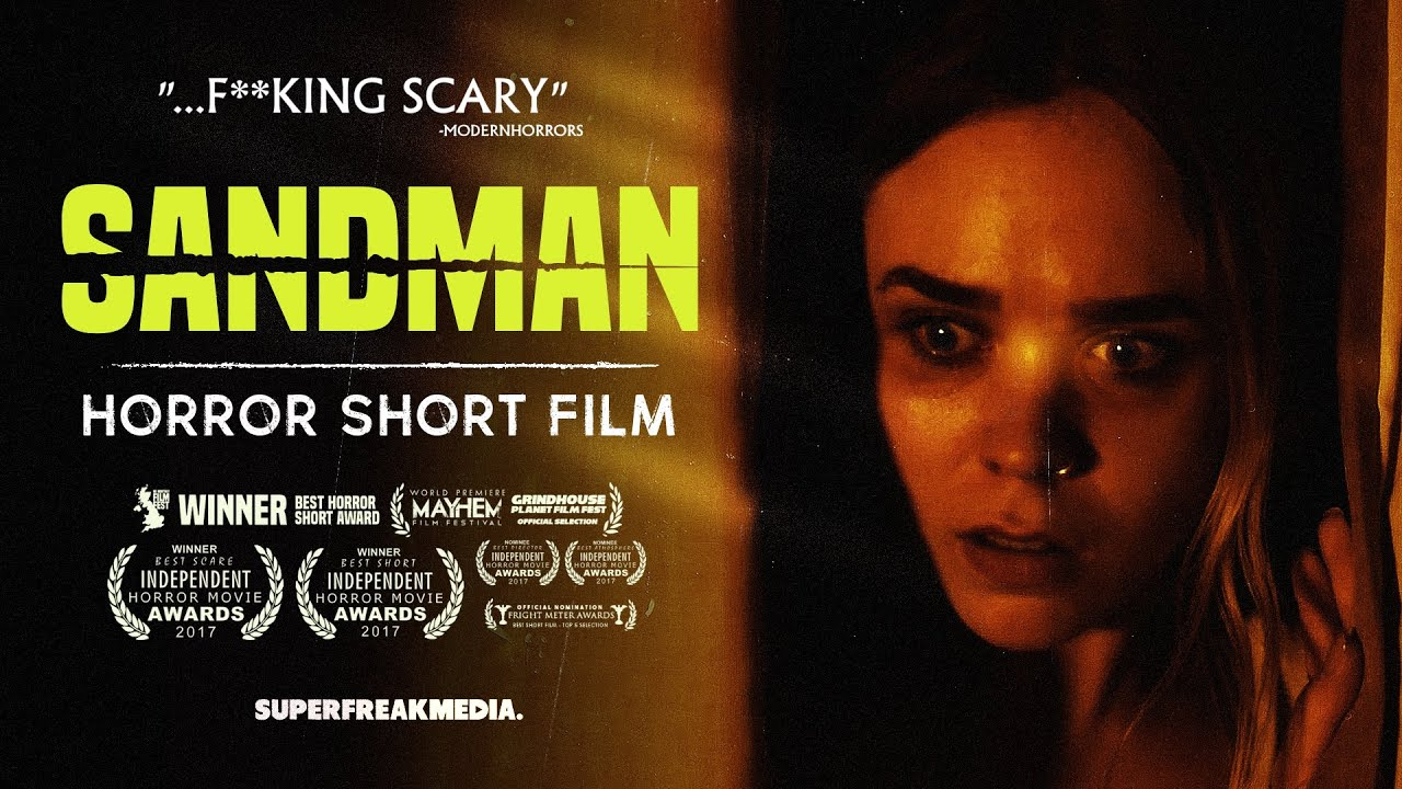 Sandman - Award Winning Short Horror Film