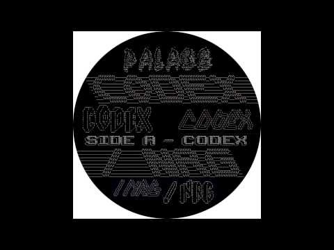 Palace - Codex - UNKNOWN TO THE UNKNOWN