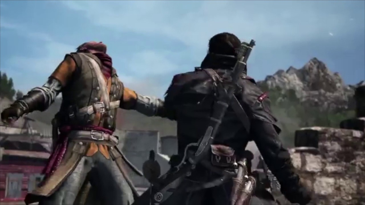 Assassin's Creed Rogue GMV Monster - YouTube