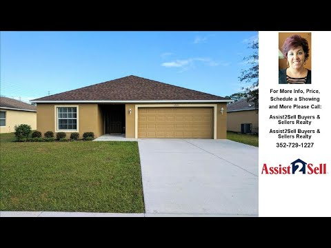 1225 Osprey Nest Cir, Groveland, FL Presented by Assist2Sell Buyers & Sellers Realty.