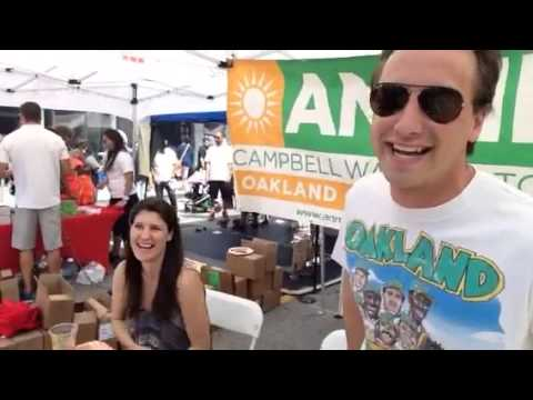 Annie Campbell Washington Booth Oakland Laurel Street Fair