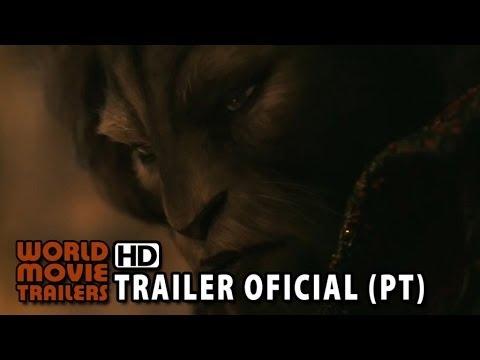 Trailer do filme André, a Cara e a Coragem