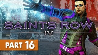 Saints Row 4 Gameplay Walkthrough Part 16 - Anime Kitty Returns