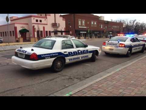 CSPD detains videographer 3-26-2017