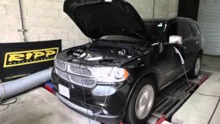 2012-2015 Dodge Durango RIPP Supercharged 3.6 Dyno Run