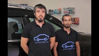 Avtotemir.az - Serxan ve Renat usta (Cilalama-Polirovka) Video