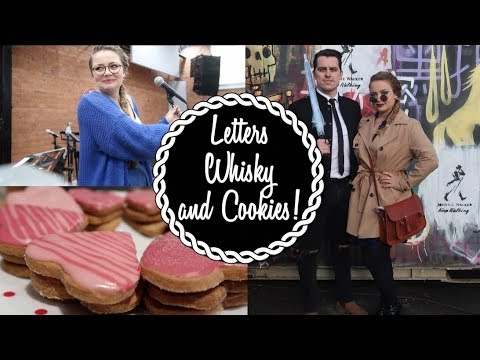 Letters, Whisky and Cookies ♥ Carrie Hope Fletcher