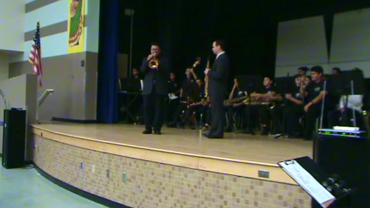Hialeah Gardens Middle School Band