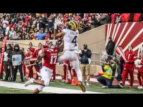Michigan football's Nico Collins to make NFL draft decision after ...