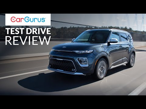 2020 Kia Soul   CarGurus Test Drive Review
