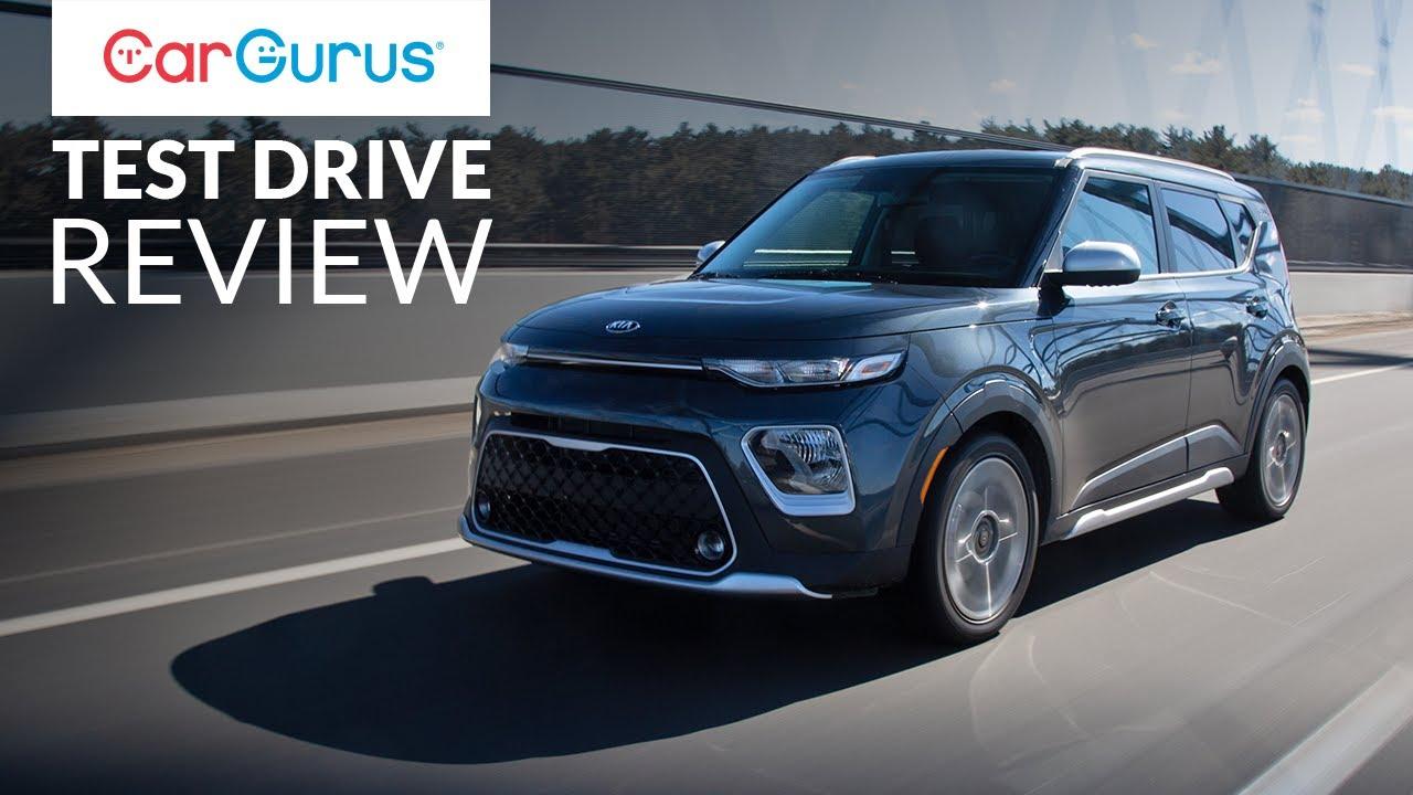 2020 Kia Soul Cargurus Test Drive Review Youtube