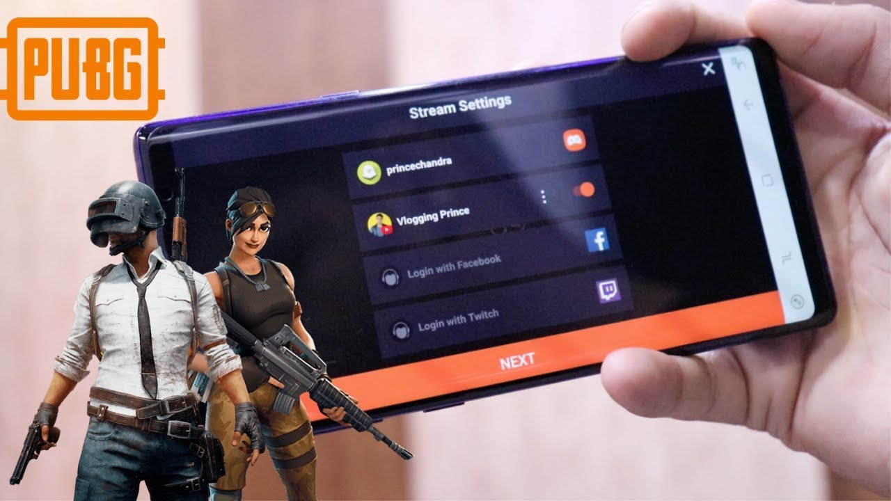 How To Stream PUBG Mobile Live From Your Android Phone!