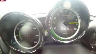 0 333 km h porsche 918 spyder acceleration launch control test sport auto