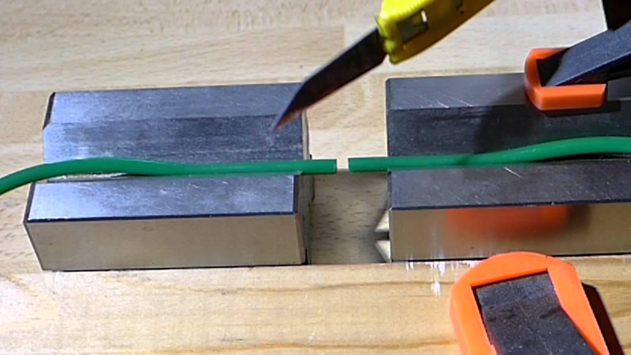Soldering Iron JIAWANSHUN Round Belt Welder PU Round Belt Connector Joint Machine