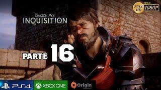 Dragon Age Inquisition Parte 16 PC Gameplay Español  - Hawke Campeón de Kirkwall - PS4  1080p