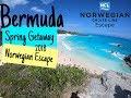 Norwegian Escape Bermuda Cruise, Go Pro hero 6