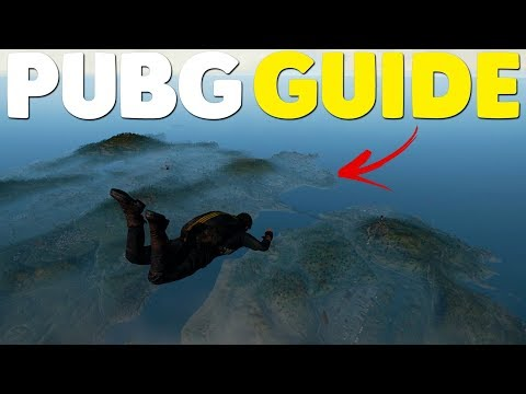 HOW TO PARACHUTE UP TO 3050M | PUBG (Battlegrounds)