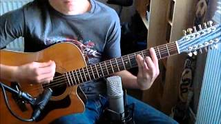 Opeth - Harvest Guitar Cover