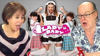 ELDERS REACT TO LADYBABY Bonus video on the REACT channel: https://...