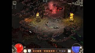ВОЛШЕБНИЦА ОЧЕНЬ СИЛЬНЫЙ BUILD Diablo 2 Median XL SIGMA