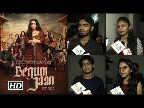 Begum Jaan | Public REVIEW | Vidya Balan as Brothel Owner