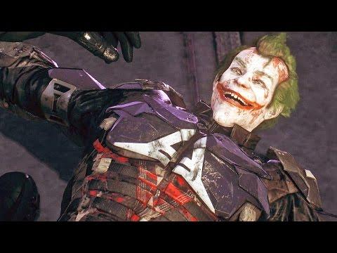 Batman Arkham Knight #22: O Cavaleiro Coringa de Arkham - PS4 Gameplay