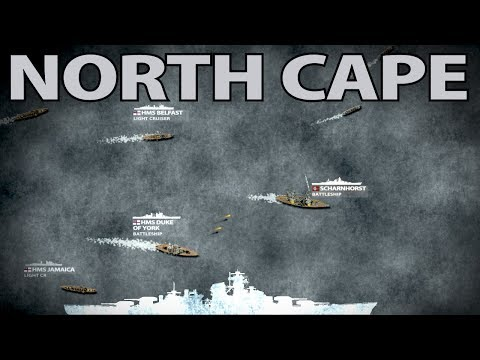 The Battle of the North Cape 1943