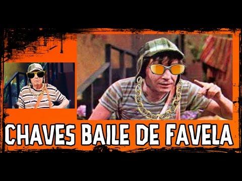 MC JOÃO - BAILE DE FAVELA PARÓDIA CHAVES