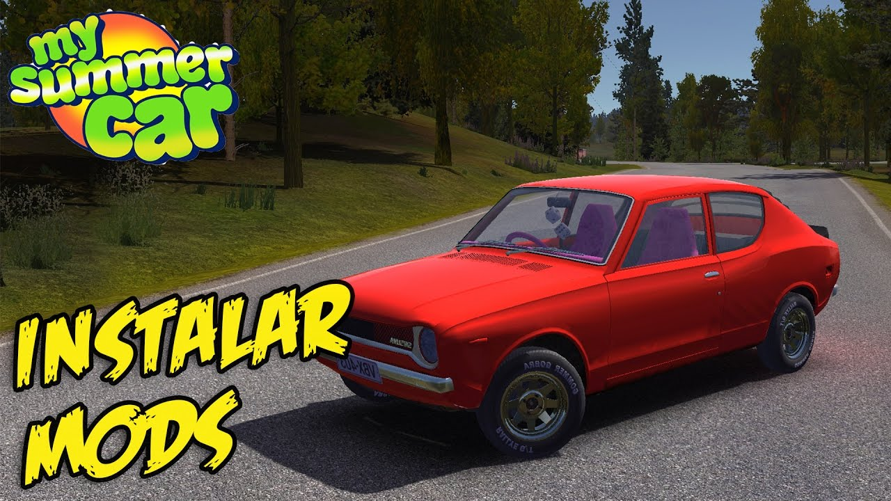 COMO INSTALAR MODS EN MY SUMMER CAR