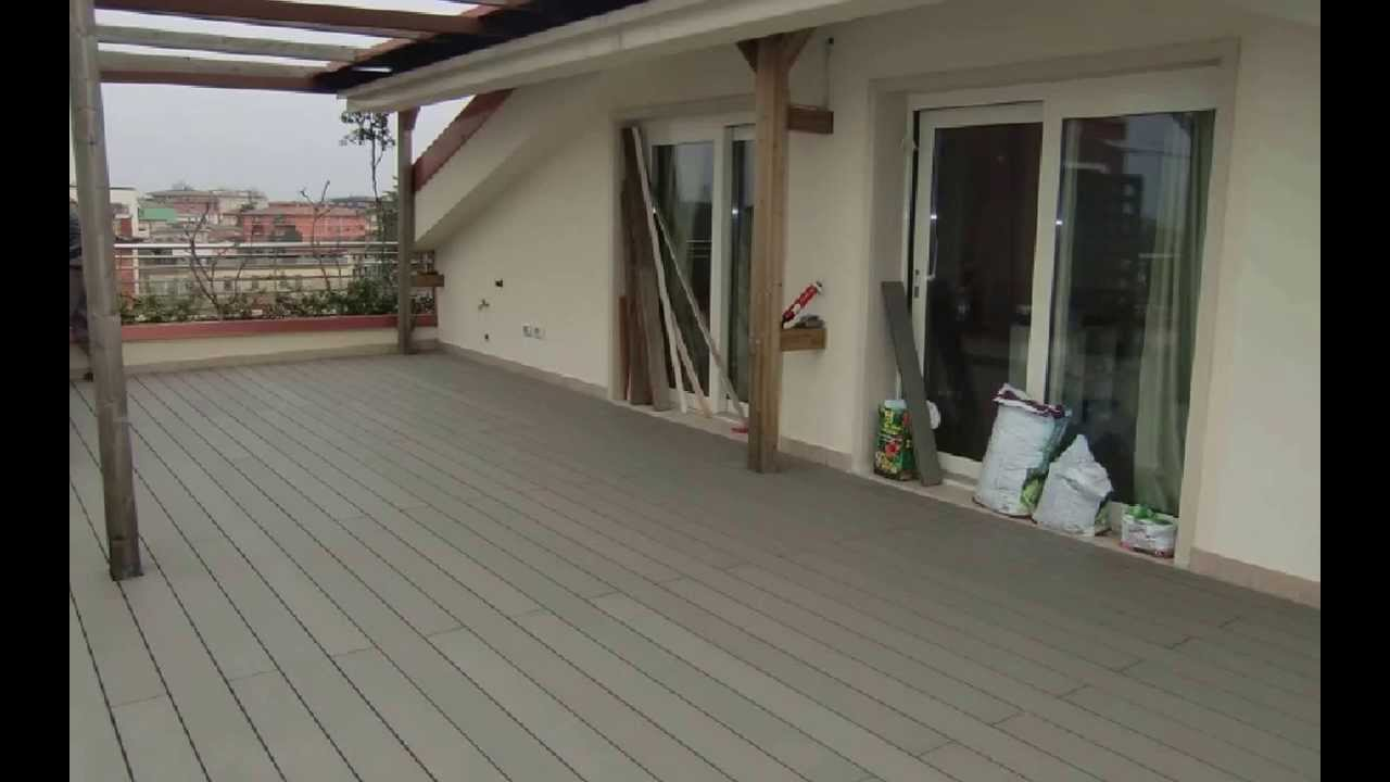 Wood plastic composite wpc pavimento per esterno in for Idee di pavimento di mudroom