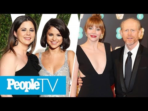 Selena Gomez's Mother Joins Us Live, Bryce Dallas Howard Shares Father's Day Stories | PeopleTV