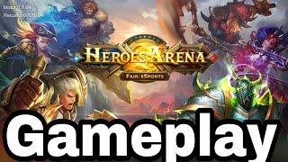 Heroes Arena - Gameplay