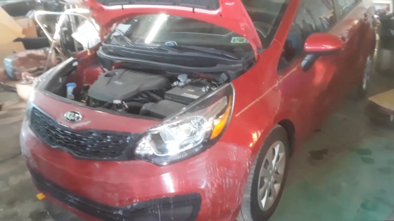 Kia Rio Fuse Box Location Smart Wiring Diagrams Diagram Boxes Computer Diagnostics Port Locations 2000 To Rh Youtube Com 2013 2006