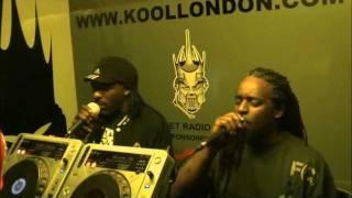 Kenny Ken & Ragga Twins with DJ Billy Daniel Bunter Part 1