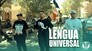 Kinto Sol - Lengua Universal [VIDEO OFICIAL]