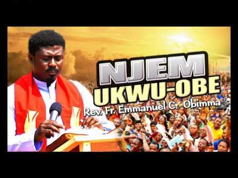 Download Rev. Fr. Emmanuel C. Obimma(EBUBE MUONSO) - Njem Ukwu Obe - Nigerian Gospel Comedy