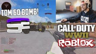 TDM 60 BOMB! (Roblox Wwii)