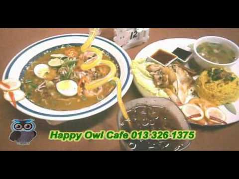 Restoran Ipoh Happy Owl Cafe Simpang Pulai Ipoh 2012
