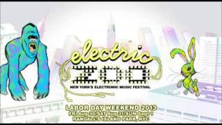 Electric Zoo Festival 2013 (Best Tracks Stefano Mix HD) FREE DOWNLOAD