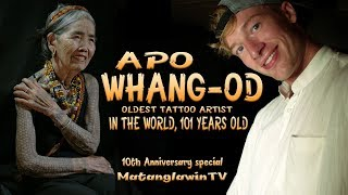 LEGENDARY APO WHANG-OD of Philippines (My TV Debut!!!)